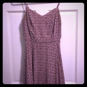Old Navy Summer Dress Purple Small